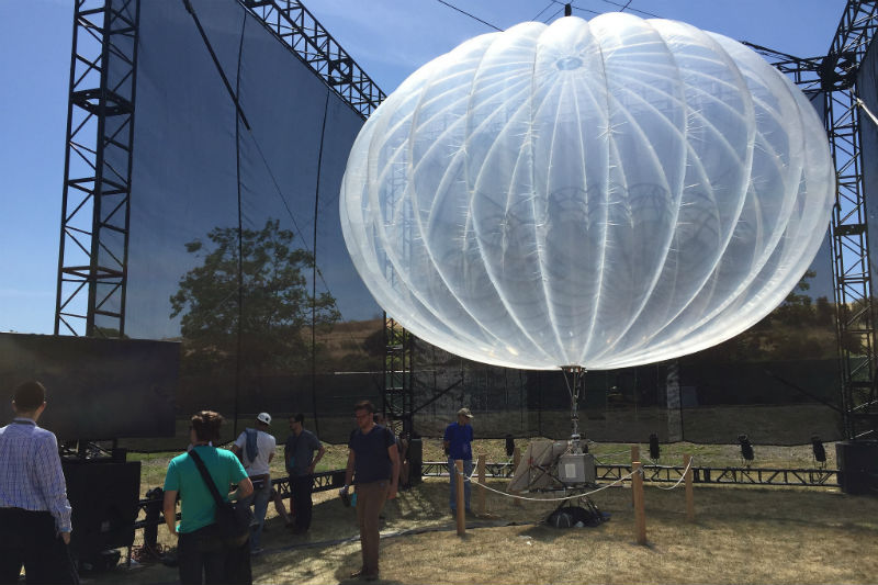 Ballon project Loon