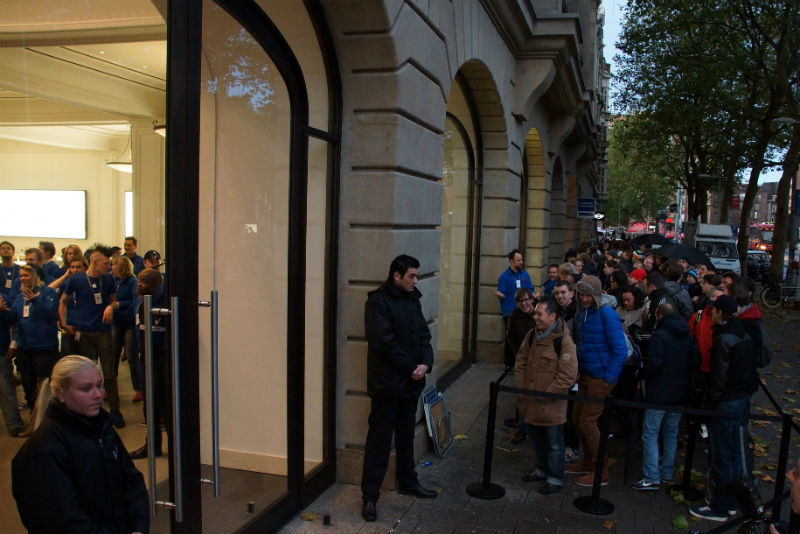 Apple Store Leidseplein