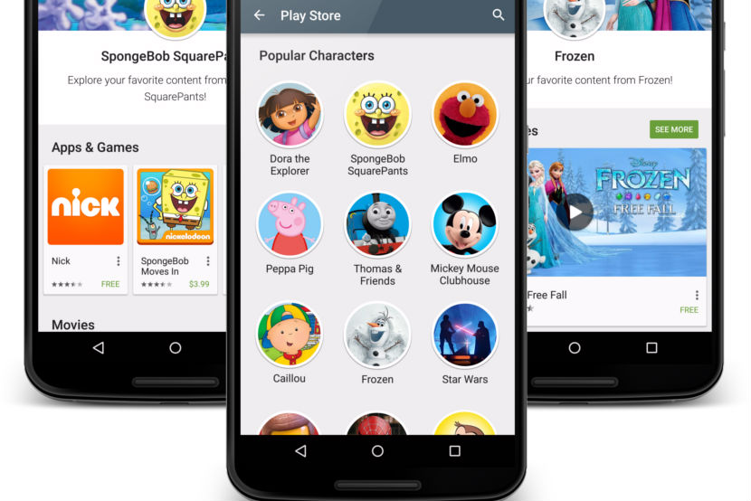 Android-apps voor kids