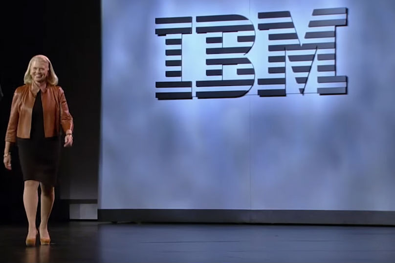 Ginni Rometty, IBM