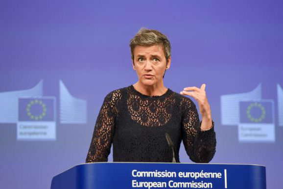 Vestager versus Google Shopping
