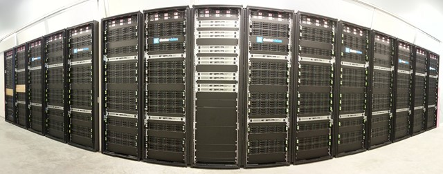 ClusterVision supercomputer