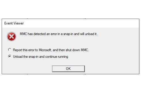 Windows 10 juni-update ontwricht Event Viewer - AG Connect
