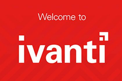 Welcome to Ivanti
