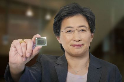 AMD-CEO Lisa Su