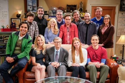 Bill Gates Speelt In Tv Comedy The Big Bang Theory Ag Connect