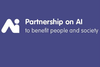 Partnership on Artificial Intelligence to Benefit People and Society