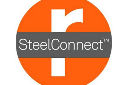 logo riverbed steelconnect