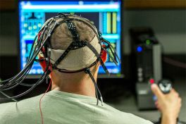 brain computer interface bij US Army