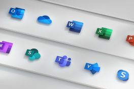 Office 365 icon redesign 2018