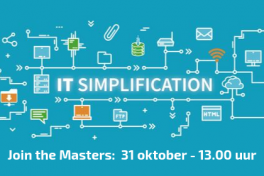 Masterclass IT Simplification