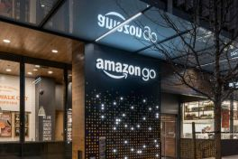 Amazon Go-gemakswinkel