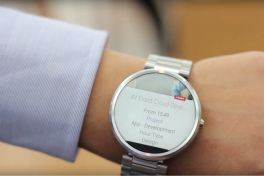 Exact Online for Android Wear