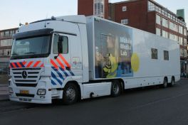 Politie mobile media lab